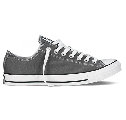 7a270ce9abff CONVERSE Chuck Taylor All Star Core Canvas OX Charcoal