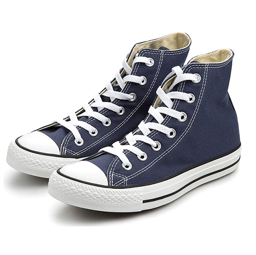 d56922c6d1a9f1 Chuck Taylor All Star Core Canvas Hi Navy