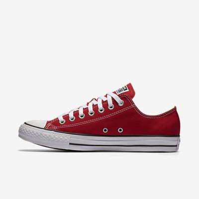 ad5b97ef6702 CONVERSE Chuck Taylor All Star Core Canvas OX Red