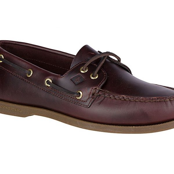 SPERRY TOP-SIDER AUTHENTIC ORIGINAL BOAT SHOE AMARETTO ...